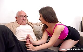 Mary Jane And Old Bruno Crazy Porn Video