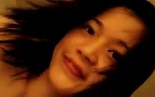 cute Chinese teen