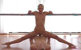 Petite Dancing Ballerina Fucked Beauty